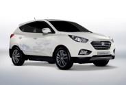 Hyundai Tucson na wodór