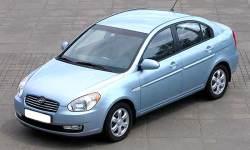 Hyundai Accent – wymiana tarczy hamulcowej i łożyska koła