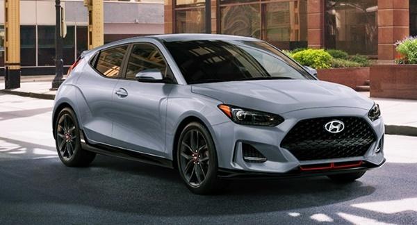 2021 Hyundai Veloster Turbo Ultimate Price | Hyundai Cars USA