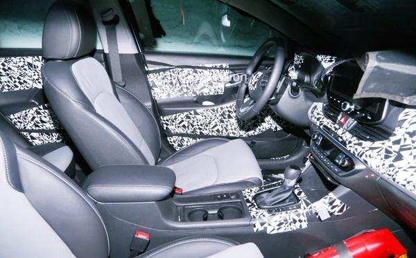 2022 Hyundai i30 Interior