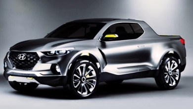 2023 Hyundai Santa Cruz Small Pickup Truck Redesign