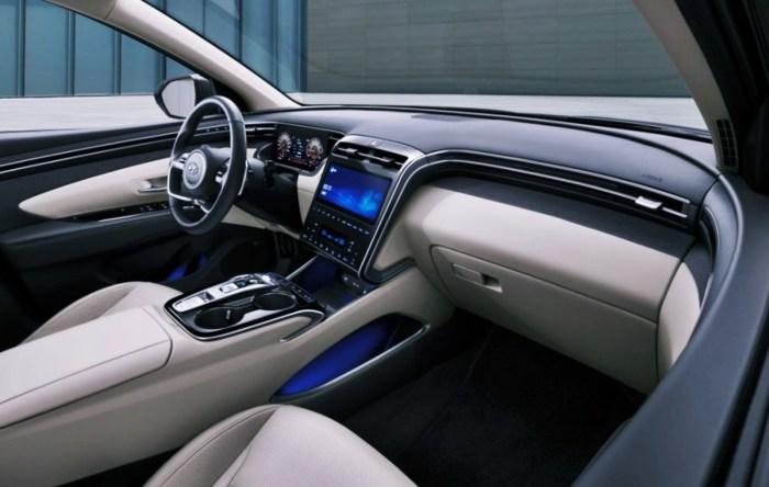 2023 Hyundai Tucson N-Line Interior