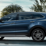 2019 Hyundai Grand Santa Fe Engine