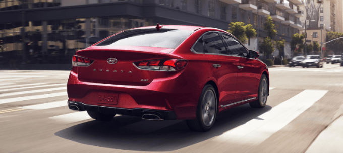 2020 Hyundai Sonata Engine