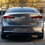 Hyundai 2019 Sonata Engine