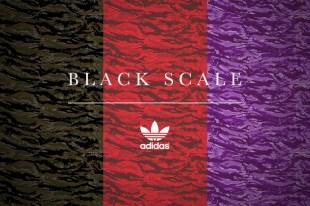 Black Scale x Adidas Originals collection capsule disponible bientôt.