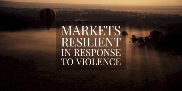 New Records for Stocks Despite Recent Terror