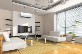 aire acondicionado residencial