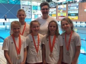 Medaille winnaars HZ&PC Heerenveen