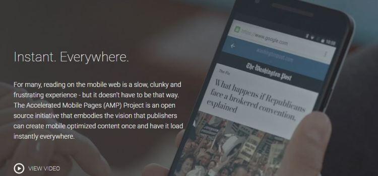 WordPress AMP相關文章與分享按鈕