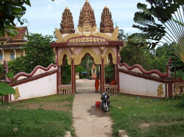 temple khmer krom vietnam