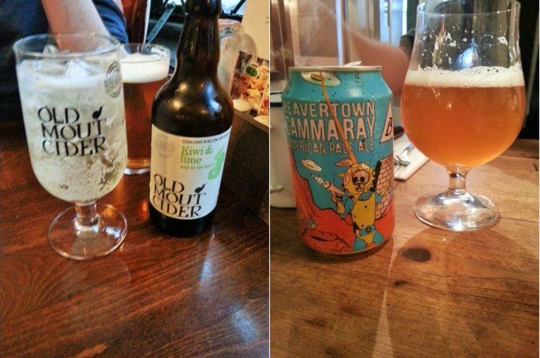bière et cidre londres