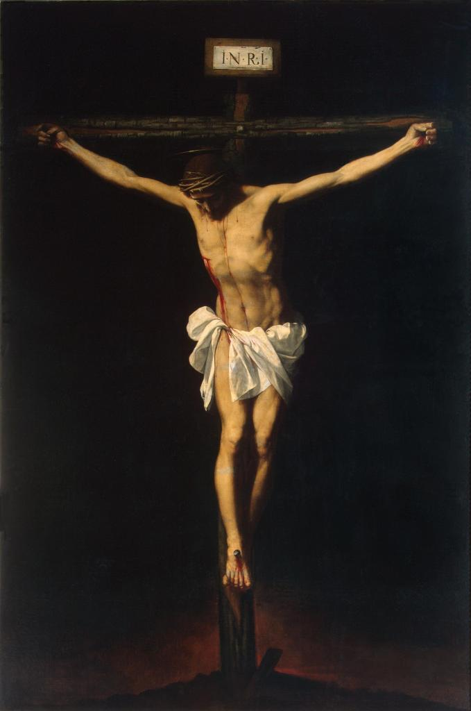 Crucifix by Alonso Cano, Hermitage Museum