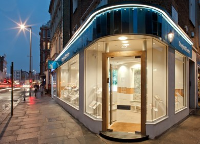 tttDouglas & Gordon Sales lounge Interior Design