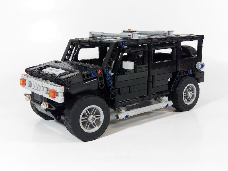 Lego Technic Hummer H2