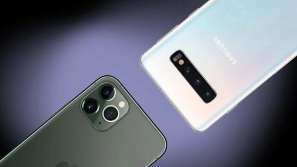 IPhone 11 Pro Vs Samsung Galaxy S10 Iphone 11 Pro Vs Samsung S10