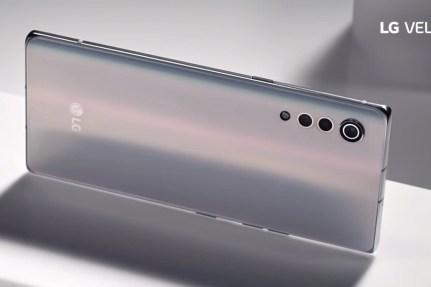 New leaks reveal LG Velvet 5G camera specs, battery size, memory ...