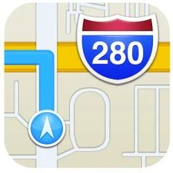 iOS 6 Maps app: