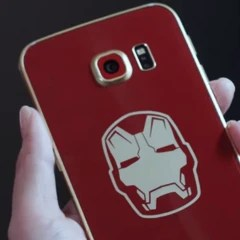 Samsung launches Galaxy S6 edge Iron Man Limited Edition