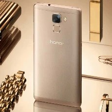 Metal Huawei Honor 7 outed with 20 MP phase-detection camera and finger sensor
