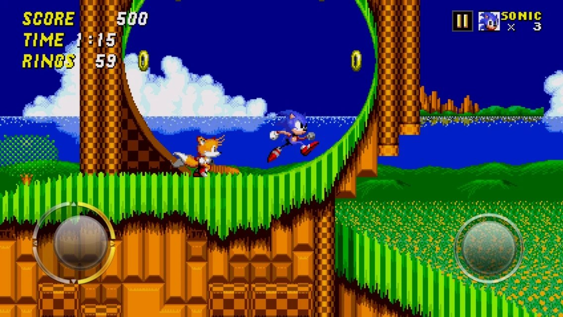 Remastered Edition Of Sonic The Hedgehog 2 Is Now