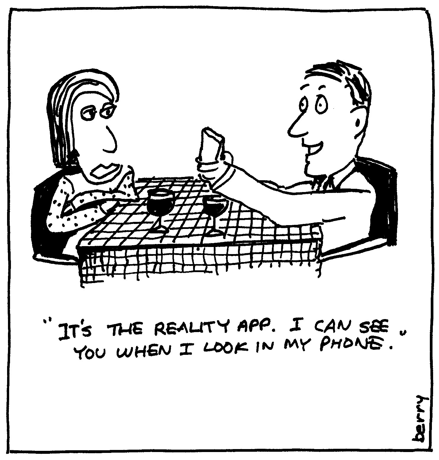 Funny Smartphone Related Comics That Might Also Strike A Chord