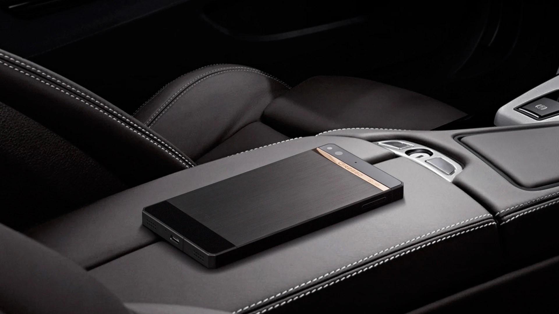 The Gresso Regal Black Is A Handsome Titanium Amp Gold