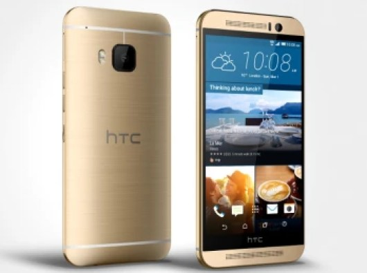 Dual-tone HTC One M9 unveiled with 20 MP camera, Sense 7, and blazing Snapdragon 810