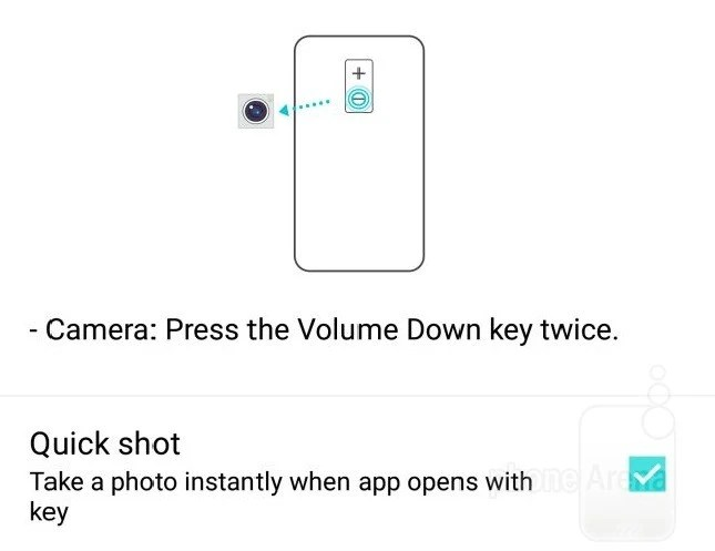 Camera tips — Quick shot