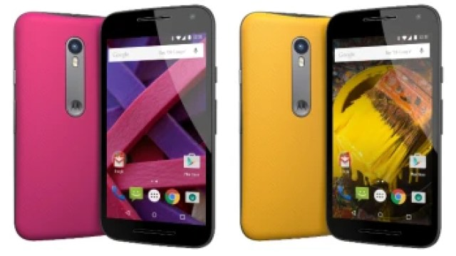 Motorola Moto G size comparison: this is how it fares against the competition