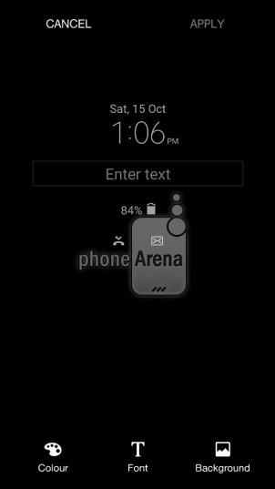 Samsung Galaxy S7 / S7 Edge 軟件更新:「Always On Display