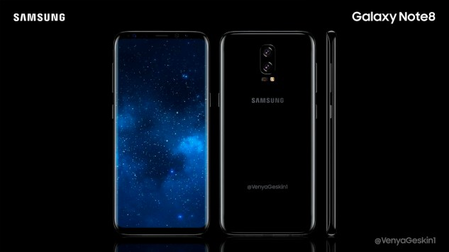 A Note 8 Concept Image