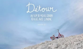 Watch 'Détour' - the new Apple-produced film shot entirely on an iPhone