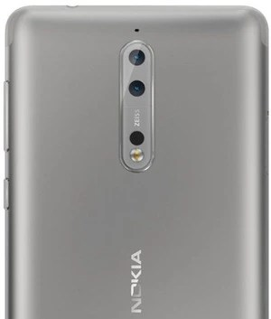 The Nokia 8 will have a dual camera with Zeiss optics