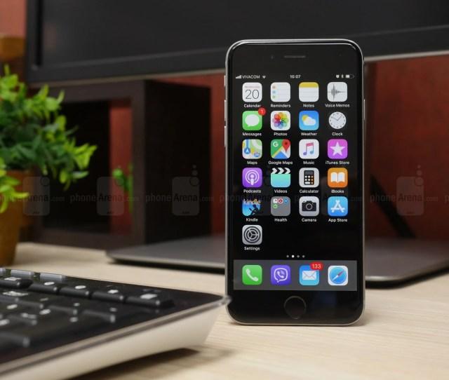 The Original Iphone Wallpaper Was All Black