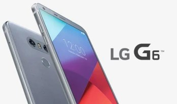 The LG G6 might be the last member of the flagship G series