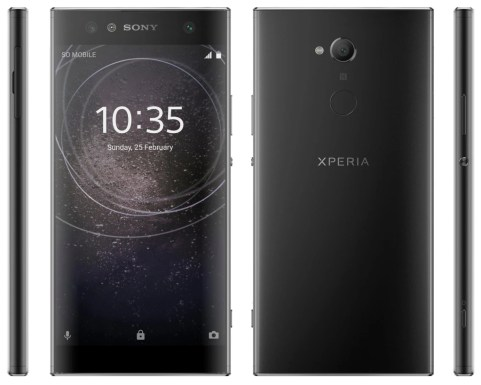 Image result for Sony Xperia XA2 Ultra