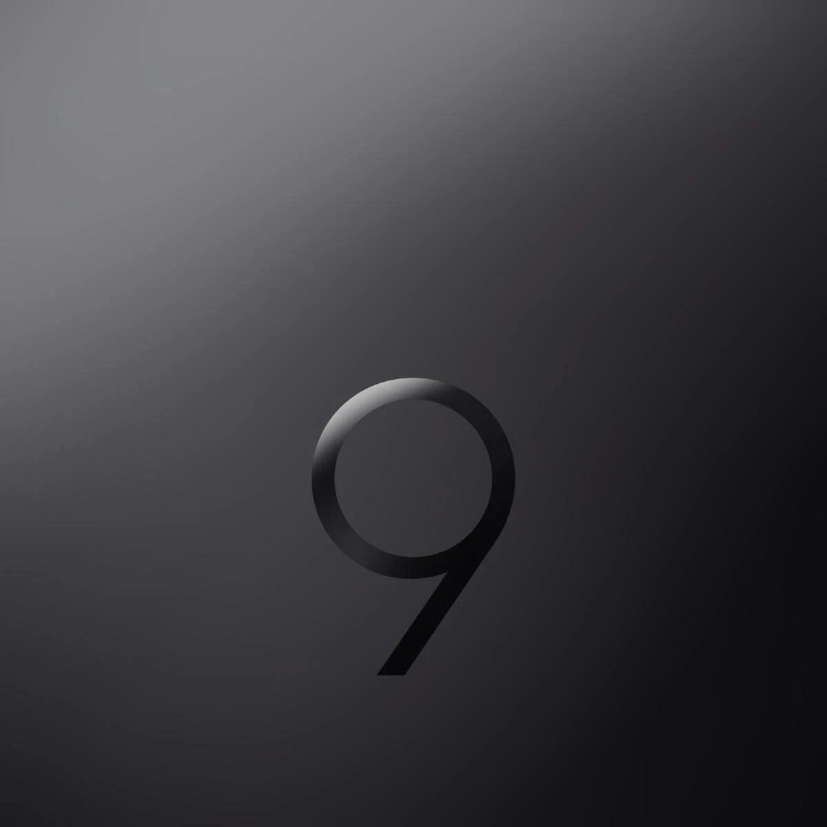 بإمكانك الآن تحميل خلفيات جالكسي S9 S9 بلس بدقتها العالية تيك فويس