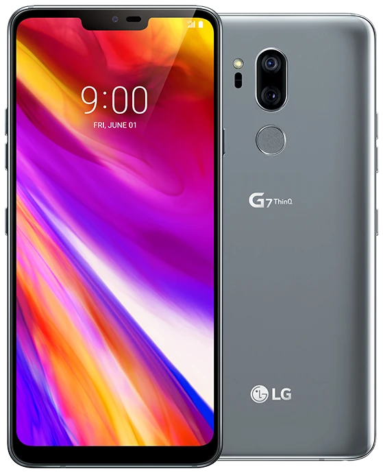 Official LG G7 ThinQ images - رسمياً: إل جي تكشف عن جوالها الرائد الجديد LG G7 ThinQ