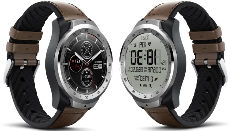 Image result for Mobvoi TicWatch Pro