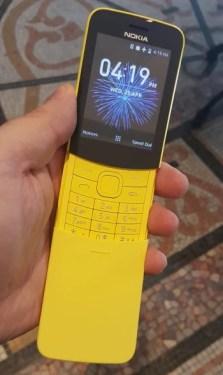 Nokia 8110 4G to get WhatsApp support via KaiOS update  Nokia 8110 4G to get WhatsApp support via KaiOS update Nokia 8110