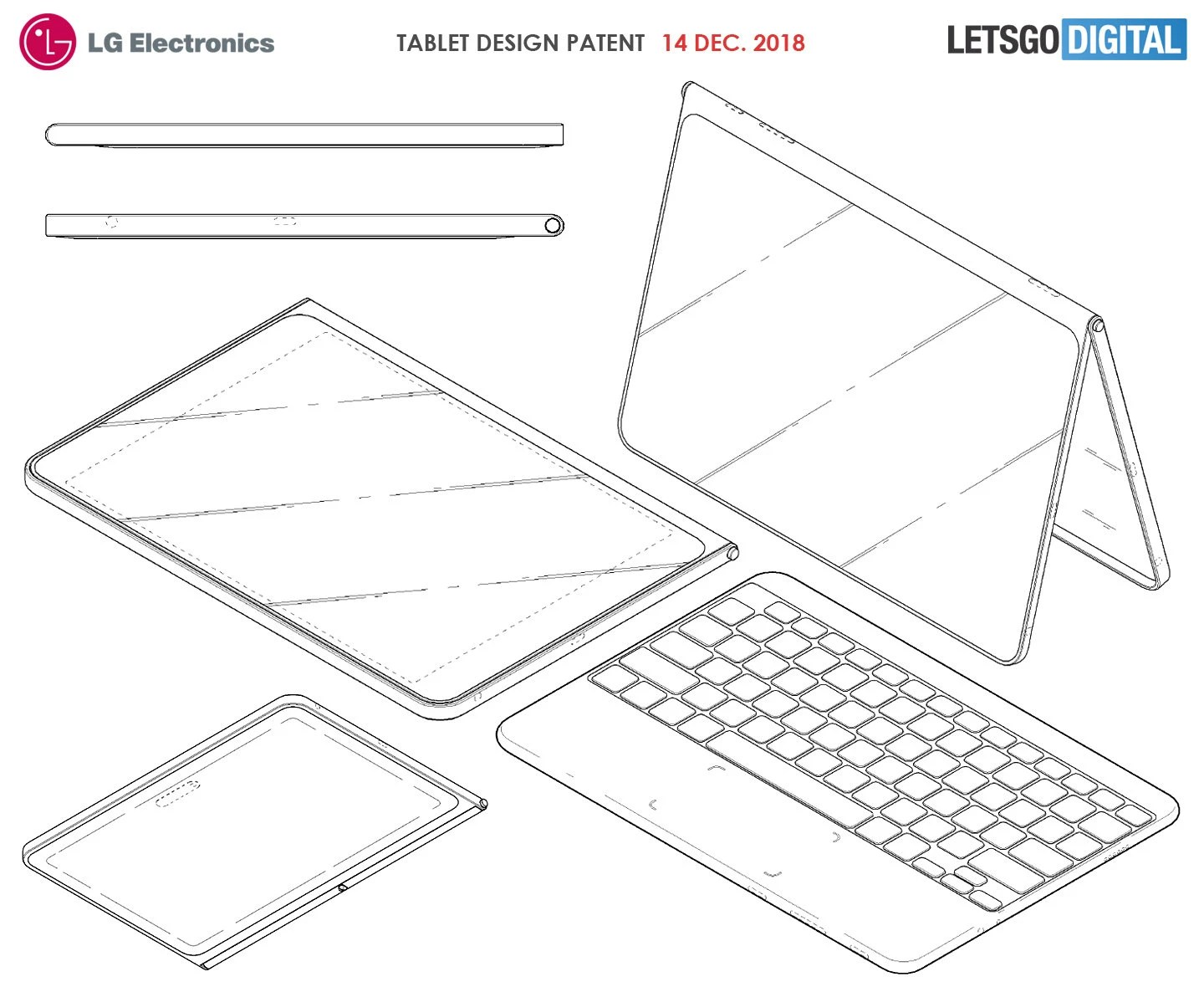 Lg S Upcoming Tablet Could Feature Detachable Wireless