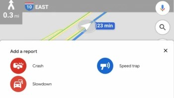 Google Maps is borrowing yet another handy feature from sister app Waze