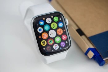 The Apple Watch has always used OLED displays
