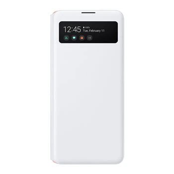 Samsung'un İsviçre web sitesinde görüldüğü gibi Galaxy A51 5G S-View vakaları - Samsung, Galaxy A51 5G'nin Avrupa lansmanını dolaylı olarak onayladı