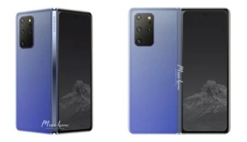 These renders of Galaxy Fold 2 are based on leaks: you will not like these renders of Samsung Galaxy Fold 2