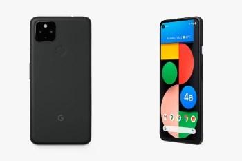 The Google Pixel 4a (5G) - Google Pixel 4a (5G) press renders leak days before event