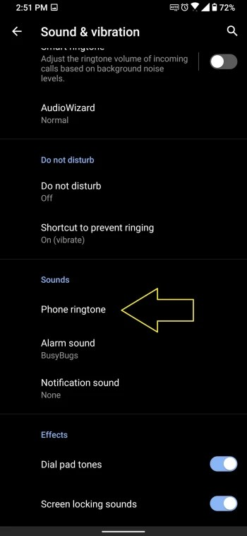 How to make your phone louder
