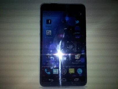 Is this the Samsung Galaxy S III? - New leak shows alleged image of Samsung Galaxy S III; specs include quad-core Exynos processor