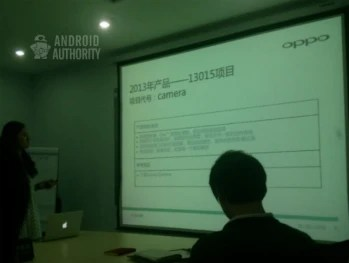 Oppo has held a briefing about a dedicated Android camera